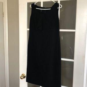 👗 Talbots little black dress